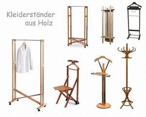 Kleiderständer Aus Holz : holz kleiderst nder ~ Michelbontemps.com Haus und Dekorationen