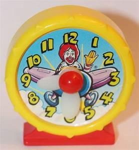 Ronald Mcdonald Clock Shop Collectibles Online Daily