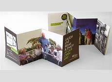 The Heights Retirement Village Folding Brochure
