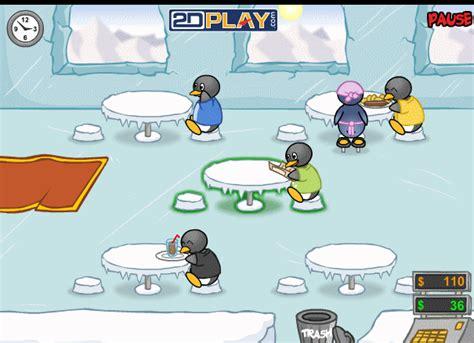 jeux cuisine pingouin jeux d agilite s42 flashs gratuits en ligne