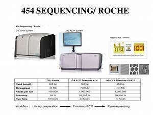 Next Generation Sequencing 454