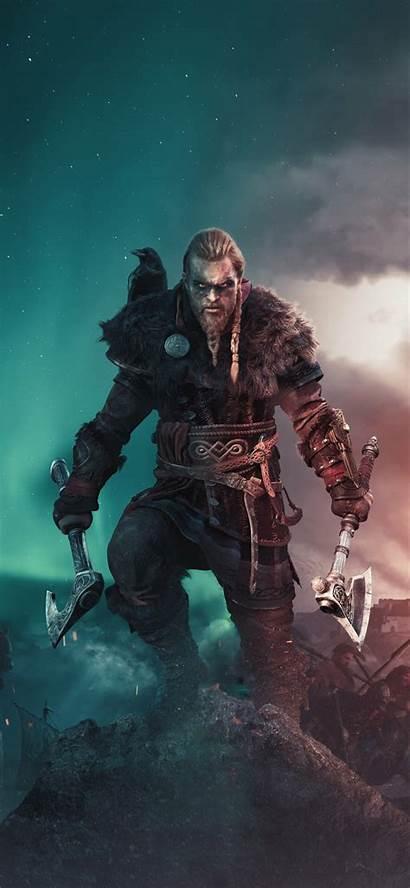 Creed Valhalla Assassin Viking Ubisoft Resolution Wallpapers