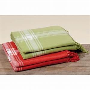 Decke Mit Fransen : decke kuscheldecke mit fransen rot wei 021175 sunflower design ~ Markanthonyermac.com Haus und Dekorationen