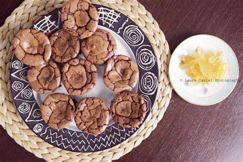 comment cuisiner le gingembre frais muffins au chocolat et au gingembre confit les petits riens