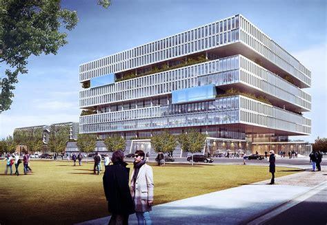 samsung siege samsung headquarters in silicon valley by nbbj