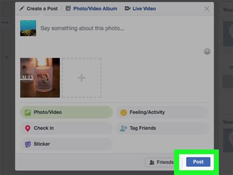 3 Easy Ways To Upload Pictures To Facebook (with Pictures
