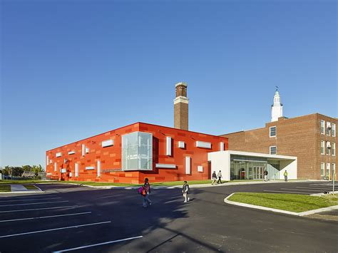 paul public charter school architect magazine