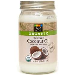 Photos of Refined Coconut Oil
