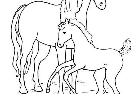 horse coloring pages horse crafts pinterest horse