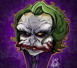 Joker Cartoon Drawings