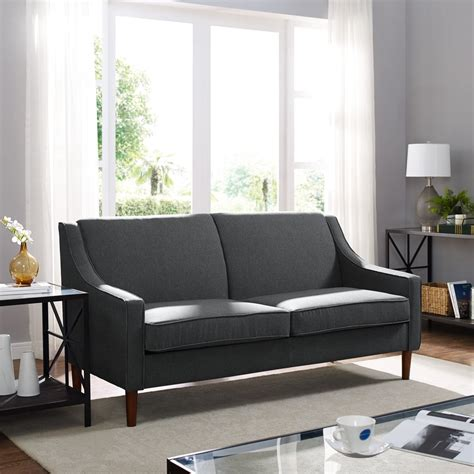 Best Apartment Sofa by Mid Century Upholstered Apartment Sofa Best Cheap
