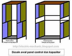 Elektro Mekanik  Cara Membuat Sendiri Panel Kapasitor Bank