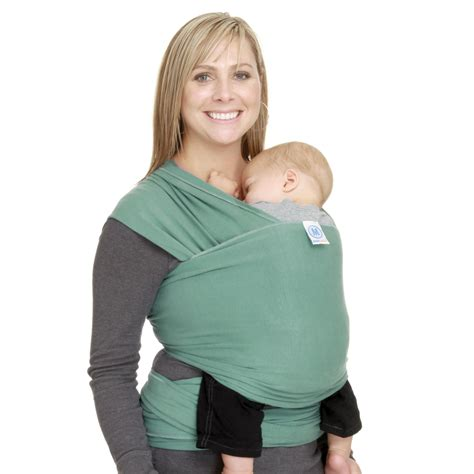New Authentic Moby Wrap Infant Baby Carrier Sling