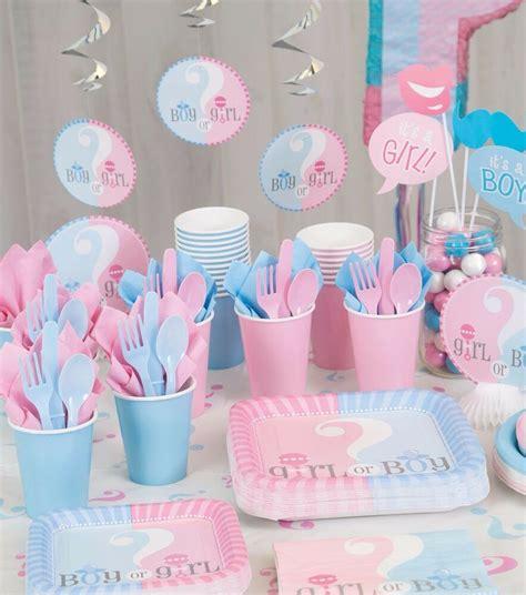 gender reveal party suppliesgamestablewaredecorations