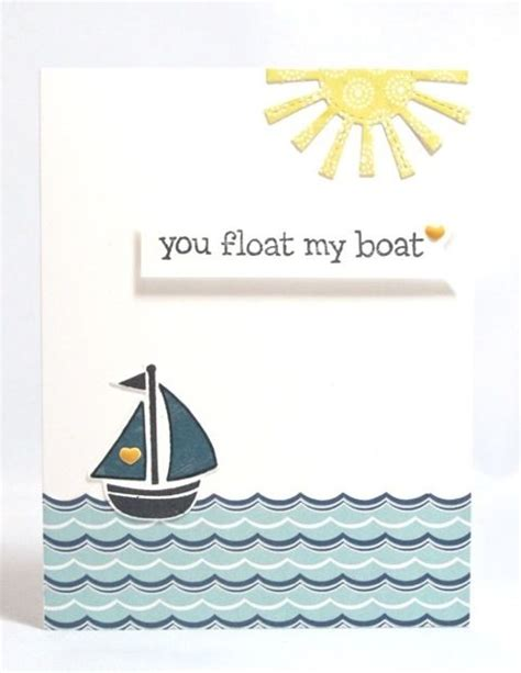 Float My Boat by Float My Boat Card Cards For Guys