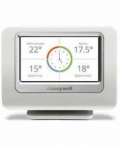 Wlan Thermostat Test : honeywell evohome starter paket thr993rt heizk rperthermostat wlan ~ Watch28wear.com Haus und Dekorationen