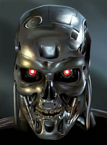 The Terminator Robot Face | www.imgkid.com - The Image Kid ...