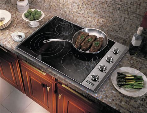 electric cooktop viking gas cooktops range kitchen professional line ovens inch cooking element built dimensions elements bridge reviewed smoothtop ajmadison