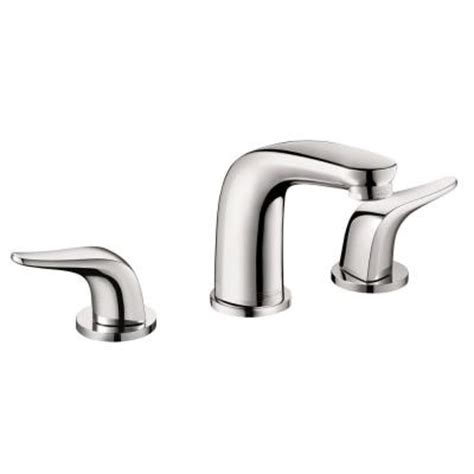 hansgrohe metro higharc kitchen faucet specifications hansgrohe metro e 8 in widespread 2 handle mid arc
