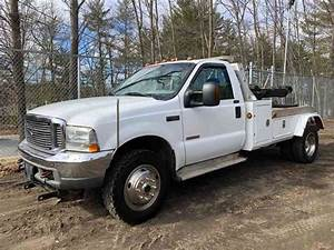 Ford F550 Wrecker Tow Truck  2004    Wreckers