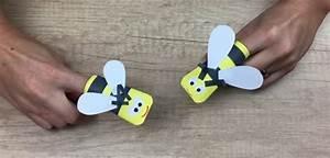 Comment Faire Une étoile En Papier : comment faire une abeille en papier une activit simple ~ Nature-et-papiers.com Idées de Décoration