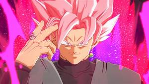 Goku Black Rose officially joins the Dragon Ball FighterZ ...