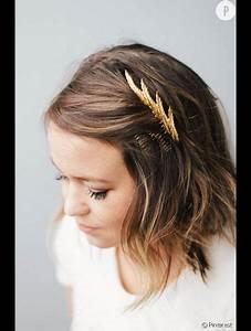 Coiffure Mariage Invitée : coiffure mariage cheveux court 2019 ~ Melissatoandfro.com Idées de Décoration
