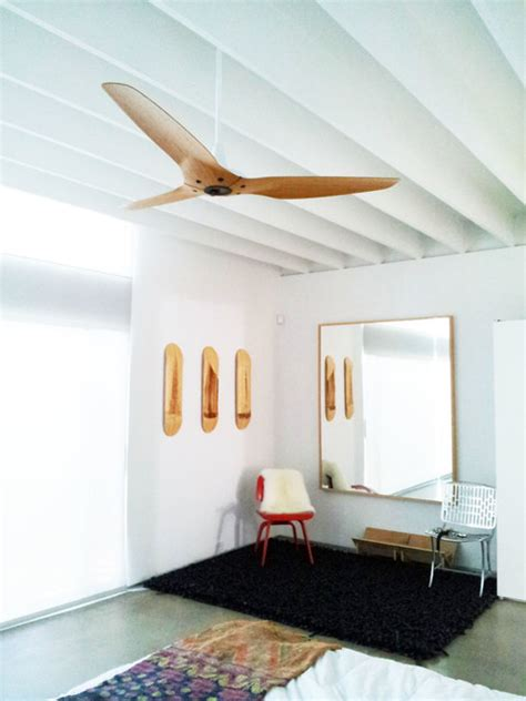 haiku ceiling fans modern bedroom dallas  haiku