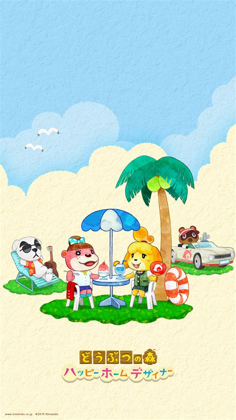 Animal Crossing Iphone Wallpaper - animal crossing iphone wallpaper 67 images