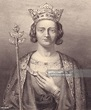 Portrait of King Philip V of France, the Tall , engraving ...