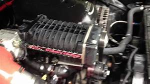 Whipple 2 3l Axo Supercharger On Modified Lq4 6 0l Ls Engine
