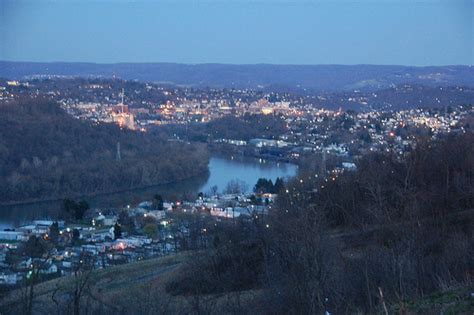 Downtown Morgantown WV | Rich McGervey | Flickr