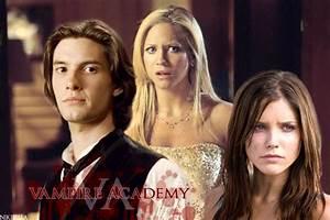 Dimitri & Rose & Lissa - Vampire Academy Fan Art (10093166 ...