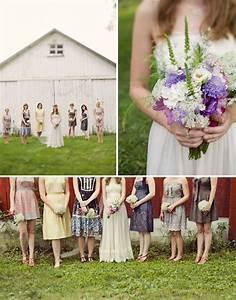 annie jareds real barn wedding With farm wedding dresses