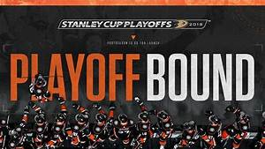 Ducks Clinch Sixth Consecutive Berth in Stanley Cup ...