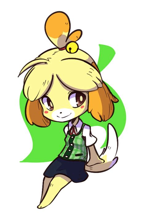 Isabelle Animal Crossing Wallpaper - isabelle animal crossing images isabelle by bukoya