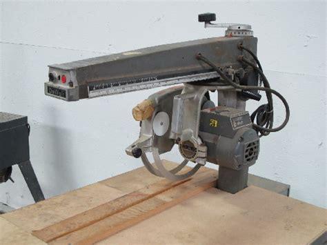 Dewalt 790 Radial Arm Saw 12