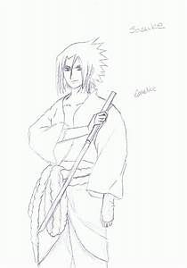 sasuke uchiha sketch by xnonhaterx on DeviantArt