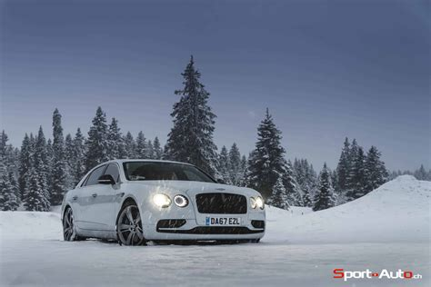 essai bentley flying spur   sport autoch