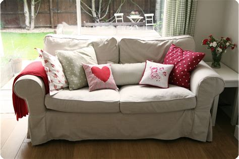 Ikea Divano Letto Due Posti Ektorp :  Cushions Mission