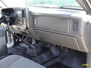 2004 Chevrolet Silverado 1500 Regular Cab 5 Speed Manual