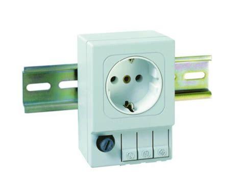 steckdose mit sicherung eldon lps steckdose mit sicherung beleuchtung zubeh 246 r und ersatzteile schaltschr 228 nke eg
