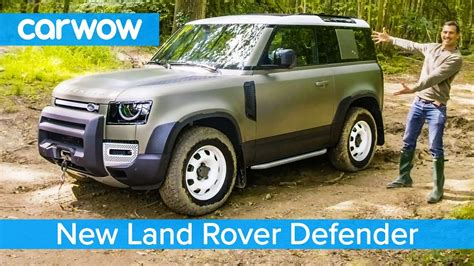 jeep defender 2020 new land rover defender 2020 in depth walk