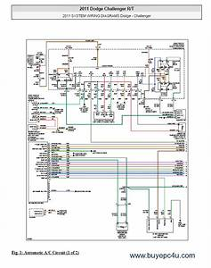 Dodge Challenger Radio Wiring Diagram
