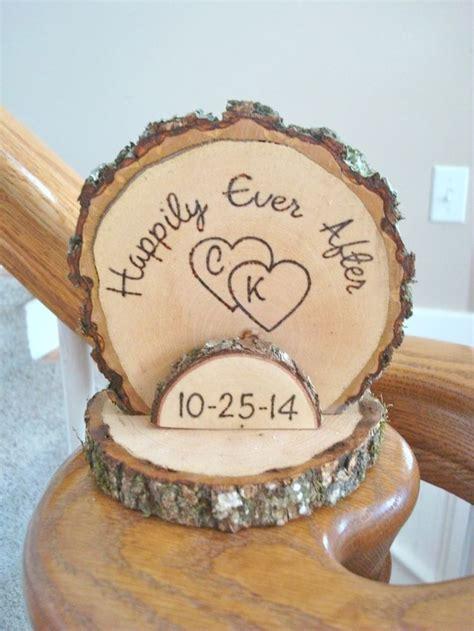 Best 25 Wood Wedding Cakes Ideas On Pinterest