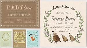 Gender Neutral Rustic Baby Shower Invitations - Rustic
