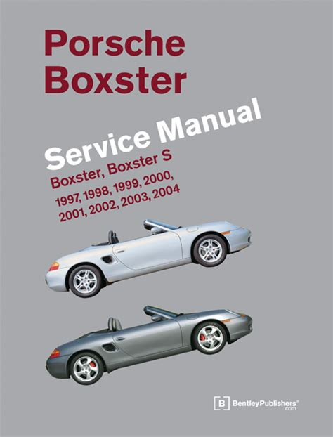 car repair manuals download 1999 porsche boxster on board diagnostic system front cover porsche repair manual porsche boxster boxster s 1997 2004 service manual