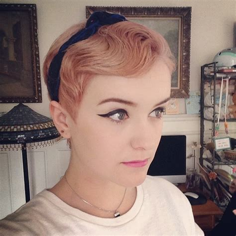 PIxie Haircuts From Instagram   Beauty High