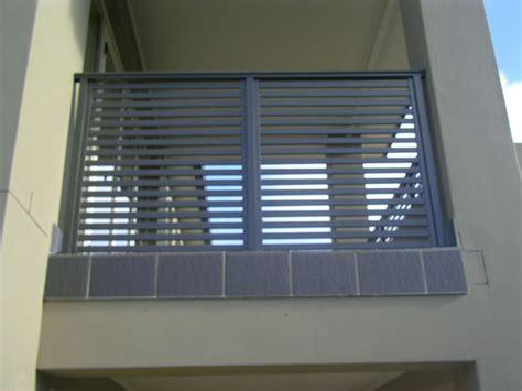 slat balustrades slat railings aluminium balustrades