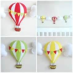 hot air balloon printable template  digital hot air